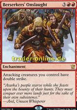 Berserkers' Onslaught (Berserker-Ansturm) Dragons of Tarkir Magic