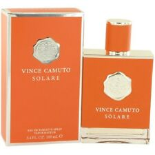 Vince Camuto Solare by Vince Camuto 3.4 oz EDT Cologne for Men New In Box