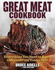 The Great Meat Cookbook: Everything You Need to Know to Buy