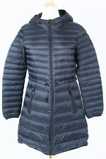 NWT$800 GIORGIO ARMANI JEANS Italy AUTHENTIC Black DOWN COAT Jacket 40 S