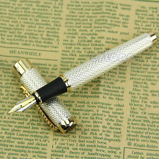 Luxury Jinhao 1200 18KGP Fountain Pen Checked Dragon