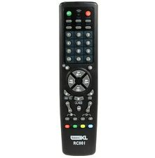 NEW BLACK 8 IN 1 PROGRAMMABLE UNIVERSAL REMOTE CONTROL WITH AUTO SEARCH FUNCTION
