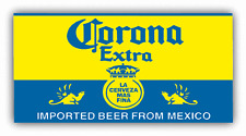 "Corona Extra Mexican Beer Drink Car Bumper Sticker Decal 5"" x 3"""