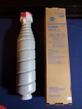 Konica Minolta TN-601K Toner Cartridge (7165) NEW/OEM OPEN BOX