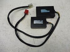 1985 Honda VF500C Magna V30 H1094-1' cdi ic igniter ignition unit set pair