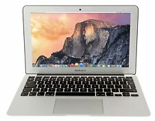 "Apple MacBook Air 13"" Core 2 Duo 1.86GHz 2GB 256GB SSD MC503 fines de 2010 A1369"