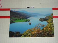 Queen's View Loch Tummel River United Kingdom UK Schiehallion Whiteholme Dundee