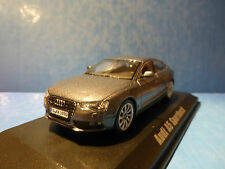 AUDI A5 SPORTBACK 2012 MONSUNGRAU METAL NOREV 830100 1/43 DARK GREY METALLIC