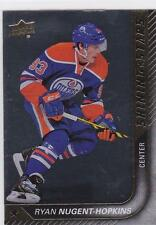 RYAN NUGENT-HOPKINS EDMONTON OILERS 2015-16 UPPER DECK #1 SHINING STARS #SS-26
