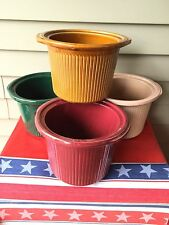 RIVAL Crock Pot Slow Cooker 3150 /2 Replacement CERAMIC INSERT Liner.  ANY COLOR