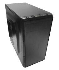 CASE MICRO ATX PER PC ALANTIK CASM01 USB 2.0 SENZA ALIMENTATORE INTERNI NERO