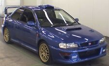 SUBARU IMPREZA STI 22B BOOT BADGE ST99800ST600 WE HAVE JDM RALLY CAR PARTS 4U!
