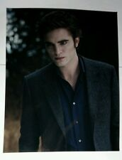 TWILIGHT EDWARD CULLEN ROBERT PATTINSON GREY BLAZER BLUE SHIRT 8X10 PHOTO POSTER