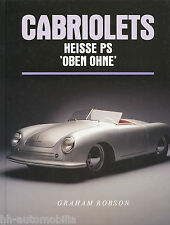 Auto-Buch: Cabriolets - Heisse PS ... 1988 Sportwagen Convertibles cars