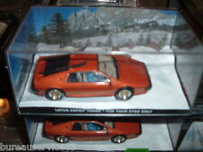 VOITURE NEUVE JAMES BOND 007 CAR COLLECTION - LOTUS ESPRIT TURBO