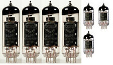 New MULLARD  Russian tube set for Peavey Classic 50 12AX7 & EL84 reissue valves