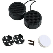 Car Kit 2 x 500 Watts Super Power Loud Dome Tweeter Speakers 500W 3.6cm Newnew