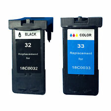 Superb Choice® Reman Ink Cartridge for Lexmark X5450 Printer(Black/Tri-Color)