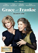 10Grace And Frankie: Season 1 DVD, 2016, 3-Disc Set New - 1 Day Handling