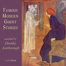 Famous Modern Ghost Stories  MP3 AUDIO BOOK COLLECTION ON CD ROM (A37)
