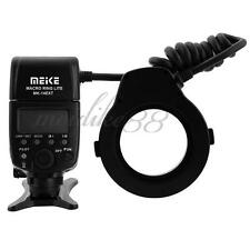Meike MK-14EXT LED TTL Macro Ring Flash For Nikon DSLR Lite AF I-TTL Assist Lamp