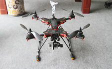mini GF-H450 Folding quadcopter frame 4 rotor helicopter for RC Aircrafte 450mm