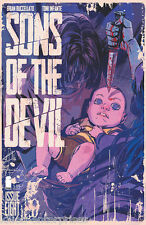 Sons Of The Devil #8 Comic Book 2016 - Image