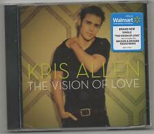 Kris Allen The Vision of Love Limited Edition 2012 CD
