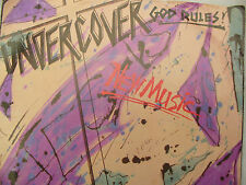 UNDERCOVER EP DEMO / PROMO GOD RULES / CLOSER TO YOU exit records ea 100ep