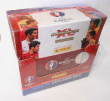 Panini Adrenalyn XL Road To UEFA Euro 2016 Sealed Box 50 Booster Packs Tüten