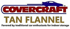 Covercraft TAN FLANNEL indoor CAR COVER Custom Made to fit 1987-1995 Porsche 928