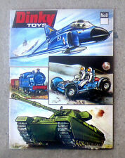 DINKY TOYS Catalogue #8 1971: Meccano Construction / Conversion Sets Catalog NEW