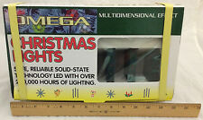 Omega Christmas Lights Multi Dimensional 24 Effects Las Vegas Style Light Show