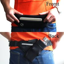 Running Bag Waist Bag Pack Pocket Water Bottle Phone Keeper Water Proof Sport