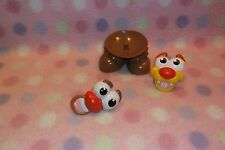 PLAYSKOOL MR. POTATO HEAD FACES & SHOES ACCESSORY #3 PIECE FUN SET GIRLS BOYS