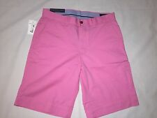 NEW WITH TAGS POLO RALPH LAUREN MEN'S CLASSIC FIT CHINO SHORT-PINK- 34