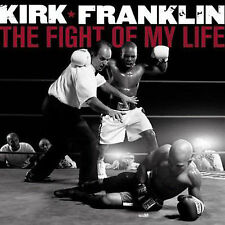 The Fight of My Life by Kirk Franklin CD Christian FACTORY SEALED NEW