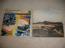 Lot of 2 Moody Blues LP Record Albums