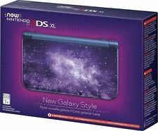 Nintendo New Galaxy Style 3DS XL Console Limited Edition Bundle includes charger