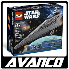 LEGO Star Wars Super Star Destroyer 10221 RETIRED UCS BRAND NEW SEALED