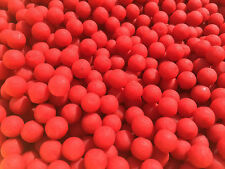 10MM STRAWBERRY CARP FISHING BOILIES 400g / MATCH METHOD BAIT 700+