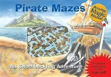 Magic Color Bks.: Pirate Mazes : A Swashbuckling Adventure by Pinwheel...