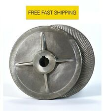 Country Living Grain Mill Grinding Plates, Free Shipping