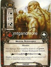 Lord of the Rings LCG  - 2x Morgul Bodyguard  #148 - The Morgul Vale