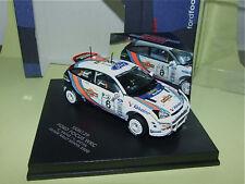 FORD FOCUS WRC SAFARI KENYA 2000 SAINZ SKID SKM139