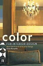 Rompilla, Ethel; New York .. Color for Interior Design