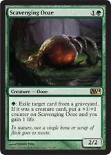 Scavenging Ooze - LP - M14 Core Set 2014 MTG Magic Cards Green Rare
