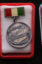 Hungary Hungarian Badge Worthy Excellent Social Worker Medal Box Civil Service