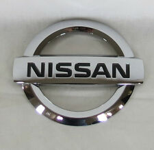 NISSAN ROGUE TRUNK EMBLEM 08-15 BACK HATCH OEM CHROME BADGE sign symbol logo