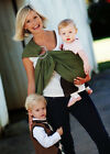 "Lightly Padded MAYA WRAP Baby Ring Sling Carrier CHOOSE COLOR & SIZE -""RETURNS"""